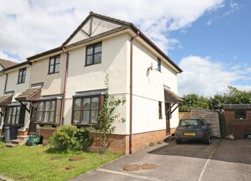Thumbnail 2 bedroom end terrace house to rent in Sages Lea, Woodbury Salterton, Exeter