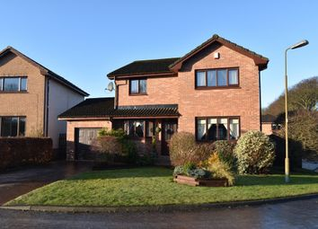 Thumbnail 4 bedroom detached house for sale in Hunter Grove, Bathgate