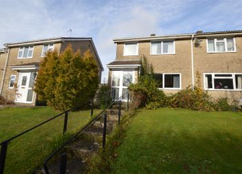 Thumbnail 3 bed semi-detached house for sale in The Mead, Stoke St. Michael, Radstock