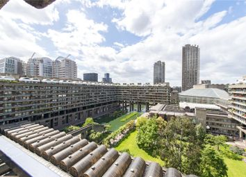 Thumbnail 2 bed flat to rent in Willoughby House, Barbican, London