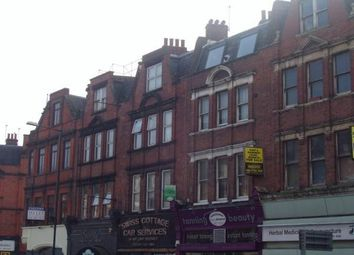Thumbnail 2 bedroom flat to rent in Finchley Road, Hampstead