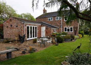 Thumbnail 4 bedroom detached house for sale in Donington Rd, Kirton End
