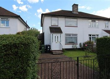 Thumbnail 3 bed semi-detached house for sale in Featherstone Gardens, Borehamwood