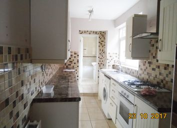 Thumbnail 3 bed terraced house to rent in St. Thomas Road, Erdington, Birmingham
