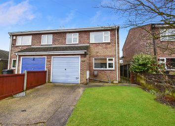 Thumbnail 3 bed semi-detached house for sale in King Street, South Normanton, Alfreton