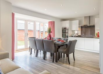 "Thumbnail 4 bedroom detached house for sale in ""Drummond"" at Barley Fields, Thornbury, Bristol"