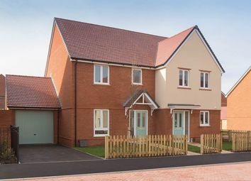 "Thumbnail 3 bed semi-detached house for sale in ""The Farnham"" at Saunders Way, Basingstoke"