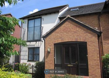 Thumbnail 1 bed flat to rent in Foxglove Close, Malvern