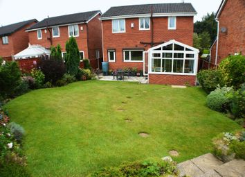 Thumbnail 3 bed detached house for sale in Butterley Close, Dukinfield