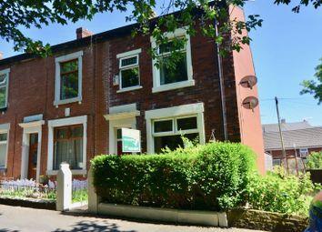 Thumbnail 3 bed end terrace house for sale in Selborne Street, Blackburn