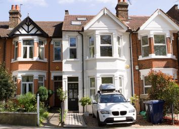 Thumbnail 3 bed terraced house for sale in Drayton Green, West Ealing