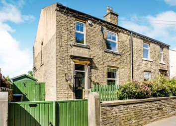 Thumbnail 3 bed semi-detached house for sale in Dewsbury Road, Brighouse