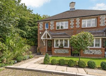 Thumbnail 3 bed semi-detached house for sale in Southlands Drive, Wimbledon, London