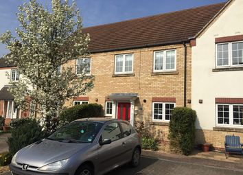 Thumbnail 3 bed terraced house to rent in Ramsey St Marys, Ramsey, Huntingdon