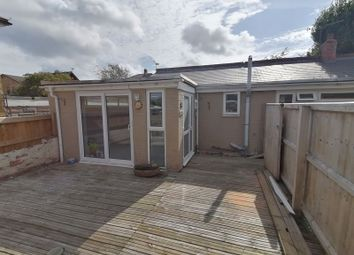 Thumbnail 1 bed semi-detached bungalow to rent in High Street, Oakfield, Ryde