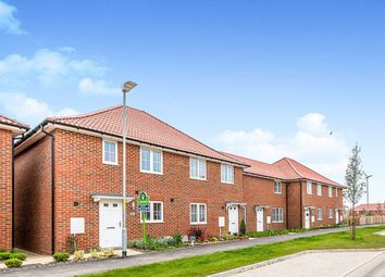 Thumbnail End terrace house for sale in Central Boulevard, Aylesham, Canterbury, Kent