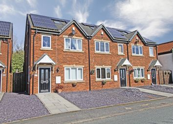 Thumbnail 3 bed semi-detached house for sale in Main Street, Great Heck, Goole