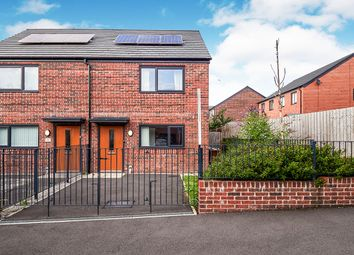 Thumbnail 2 bed semi-detached house for sale in Radbourne Close, West Gorton, Manchester