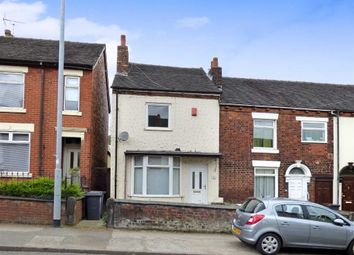 Thumbnail 3 bed end terrace house for sale in Congleton Road, Talke, Stoke-On-Trent