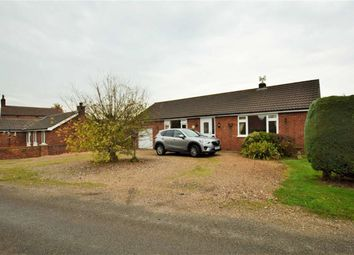 Thumbnail 2 bed bungalow for sale in Chapel Lane, Great Carlton, Lincs