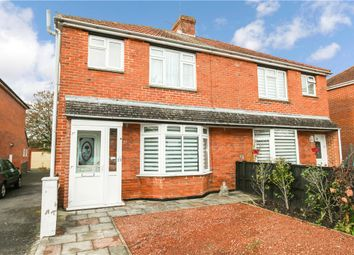 Thumbnail 3 bed semi-detached house for sale in Princes Road, Romsey