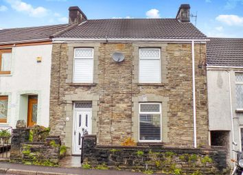 Thumbnail 3 bed terraced house for sale in Old Road, Skewen, Neath, Neath Port Talbot.