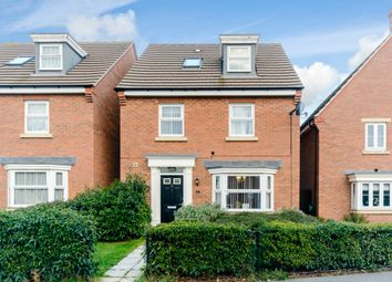Thumbnail 4 bedroom detached house for sale in Hornscroft Park, Hull, Kingston Upon Hull