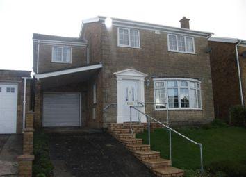 Thumbnail 4 bed property to rent in Hilltop, Felinfoel, Llanelli