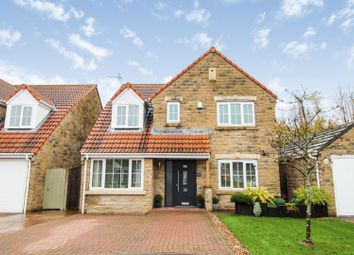 4 bed detached house for sale in Richardson Court, Hambleton, Selby YO8