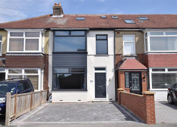 Thumbnail 4 bed terraced house for sale in Moneyfield Avenue, Portsmouth, Hampshire