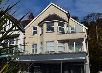 Thumbnail 2 bed flat to rent in Station Road, Deganwy, Conwy