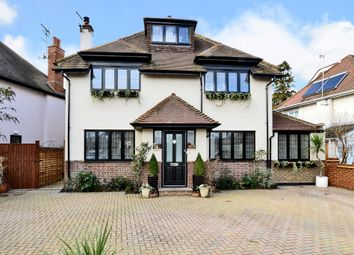 Thumbnail 5 bed detached house for sale in Riversdale Road, Thames Ditton