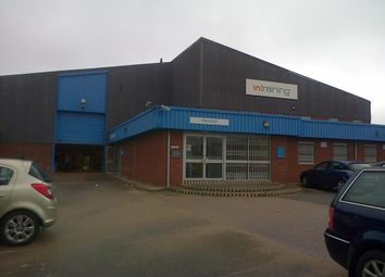 Thumbnail Industrial to let in Unit Linkmel Close, Queens Drive Industrial Estate, Nottingham