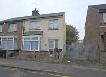Thumbnail 3 bedroom terraced house for sale in Albion Terrace, Gravesend