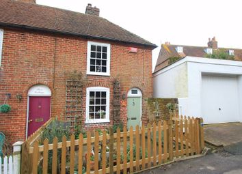 Thumbnail 2 bed terraced house for sale in The Street, Barham, Canterbury