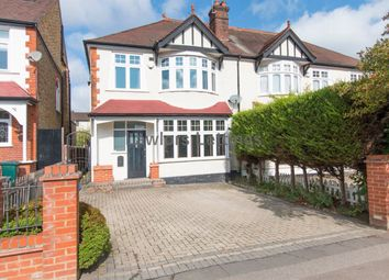 Thumbnail 3 bed property to rent in Kings Avenue, Woodford Green