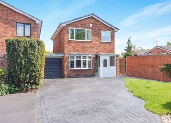 3 bed detached house for sale in Birches Rise, Willenhall WV13
