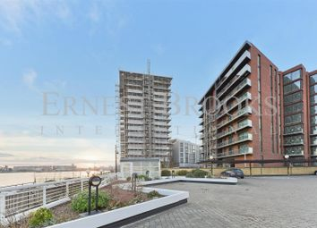 Thumbnail 3 bed flat for sale in Latitude Building, Royal Wharf, London