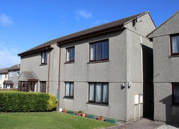Thumbnail 1 bed flat for sale in Talveneth, Pendeen