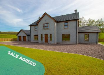 Thumbnail 5 bed detached house for sale in 121 Moneygar Road, Trillick, Omagh