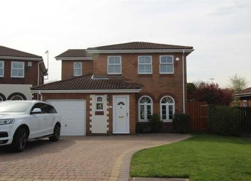 Thumbnail 4 bed detached house for sale in Woburn Close, Northburn Park, Cramlington