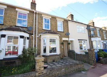 Thumbnail 2 bed terraced house to rent in Rock Road, Sittingbourne