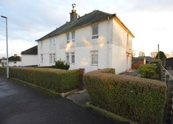 Thumbnail 1 bed flat for sale in Stirling Avenue, Kilmarnock