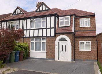 Thumbnail 6 bed property for sale in Radcliffe Road, Harrow Weald, Middlesex