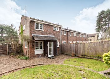 Thumbnail 1 bed terraced house for sale in Crofton Close, Bracknell