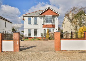 Thumbnail 4 bed detached house for sale in Cog Road, Sully, Penarth