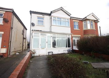 Thumbnail 3 bed semi-detached house for sale in Northgate, Bispham, Blackpool