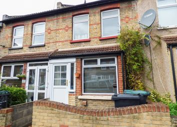 Thumbnail 2 bed terraced house for sale in Cecil Road, Northfleet, Gravesend
