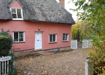 Thumbnail 2 bed cottage to rent in Stoke Tye, Stoke By Nayland
