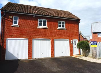 Thumbnail 1 bedroom flat to rent in Woodfield Lane, Lower Cambourne, Cambridge